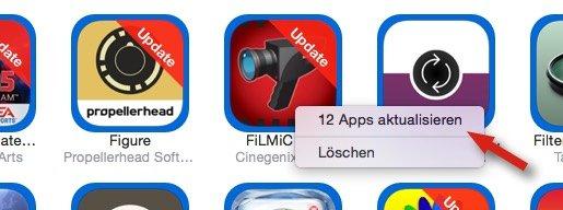 app-update-aktualisieren-ruckgaengig