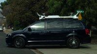 iCar gesichtet: Kalifornisches Auto mit mysteriöser Dach-Konstruktion gehört Apple