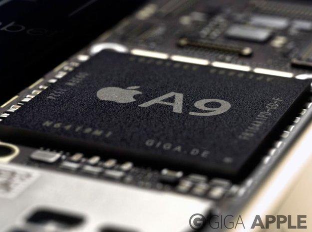 21 und 31 Prozent aller Smartphone- und Tablet-Chips stammen von Apple