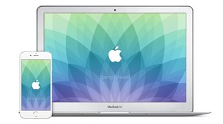 "Apple Event ""Spring Forward"": Wallpaper kostenlos zum Download"