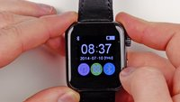Gefälschte Apple Watch im Hands-on-Video