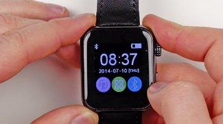 Gefälschte Apple Watch im Hands-on-Video