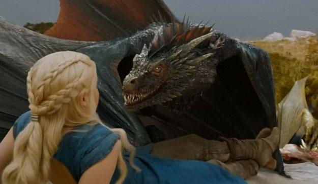 Drachen Daenerys