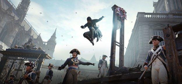 Assassin's Creed: In Zukunft wieder mit mehr Gegenwarts-Sequenzen