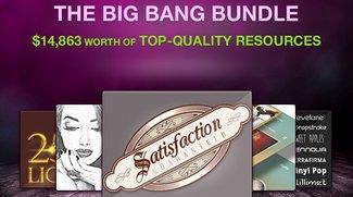 The Big Bang Bundle: Riesiges Grafik-Bundle für ca. 69 € (auch für kommerzielle Zwecke)