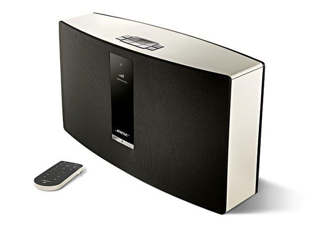 Gehobene Ausstattung zum gehobenen Preis: Bose Soundtouch.