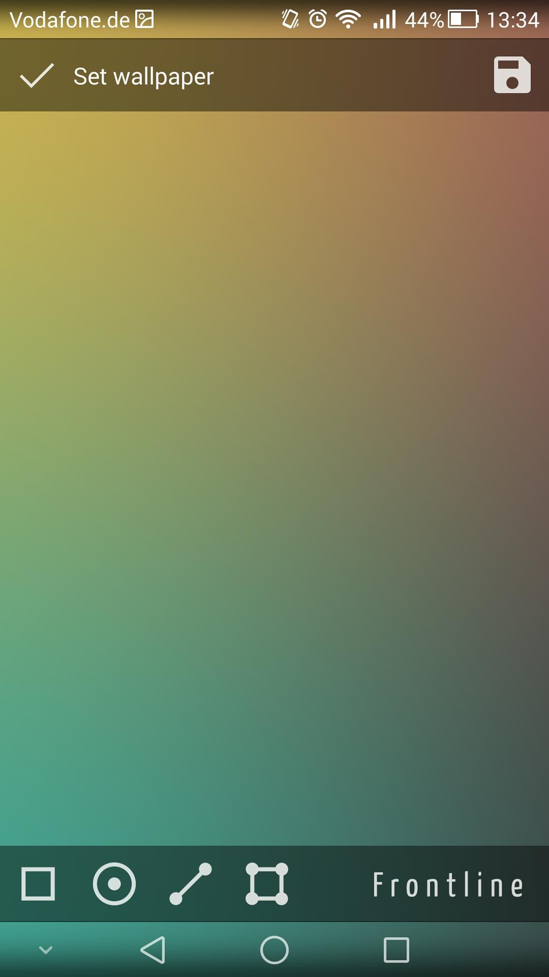 Brashpad f r android abstrakte wallpaper selbst erstellen for Wallpaper erstellen
