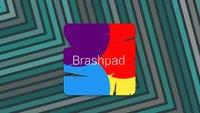 Brashpad für Android: Abstrakte Wallpaper selbst erstellen