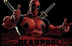 Krasser Superheld Deadpool...