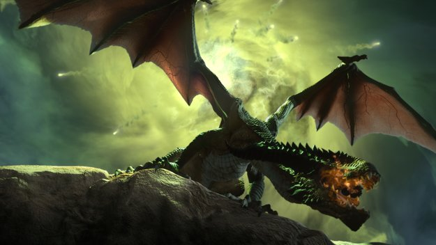 Dragon Age - Inquisition: Wie man einen Drachen tötet