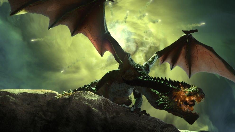 Dragon Age Inquisition Wie Man Einen Drachen Tötet