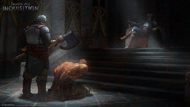 Dragon Age - Inquisition: Die Emissäre - Fundorte, Quests und Boni
