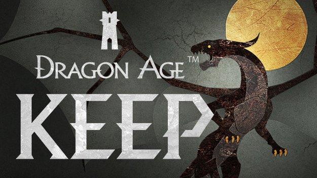 Dragon Age Keep: Bestimmt eure Geschichte selbst