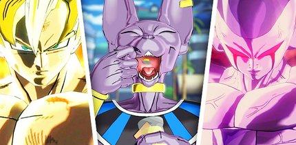 Dragon Ball Xenoverse: Die Charaktere in der Übersicht