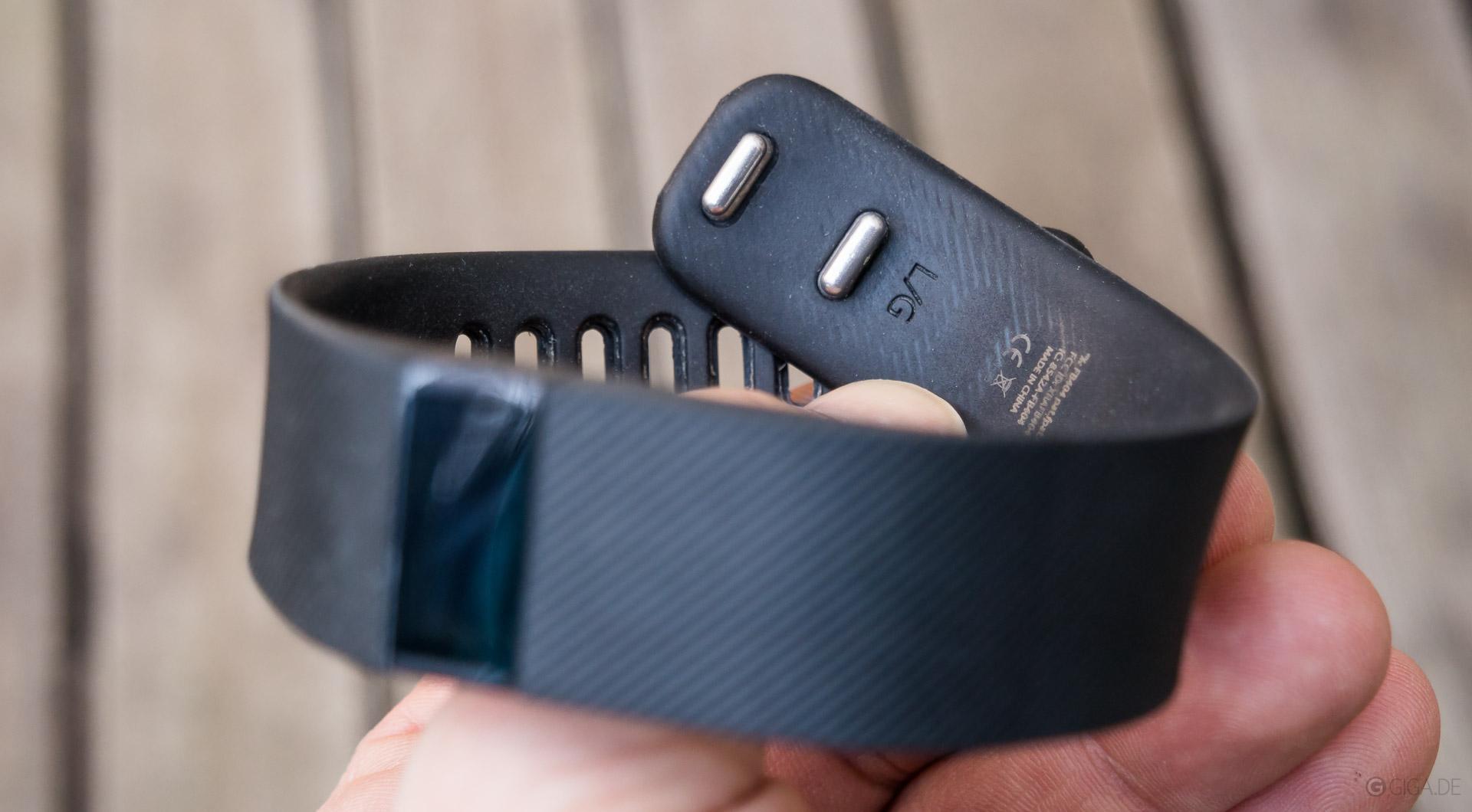 fitbit armband wechseln