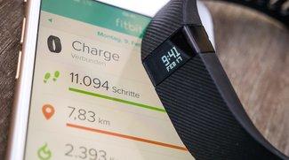 Fitbit Charge im Test: Ein bisschen Smartwatch im Fitness-Armband