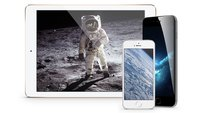 Frische Pixel: 20 atemberaubende Retina-Wallpaper für Raumfahrt-Fans