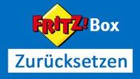 Fritzbox zurücksetzen auf Werkseinstellungen (Reset) – so geht's