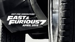 Fast and Furious 7: Neuer Trailer vereint die alte Crew