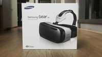 Samsung Gear VR: 3D-Brille fürs Galaxy Note 4 im Unboxing-Video