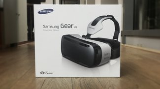 Samsung Gear VR: 3D-Brille fürs Galaxy Note 4 im Unboxing-Video