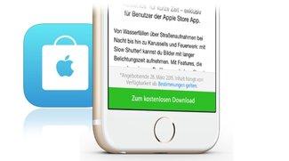 Apples versteckte App-Geschenke finden: So wird's gemacht