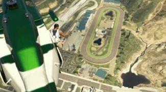 GTA 5: Fallschirm kaufen, finden und öffnen