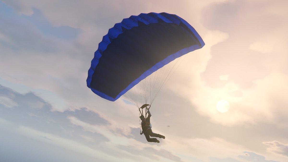 Fallschirm Gta 5