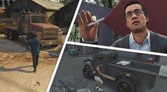 GTA 5: Gras-Geheimverstecke - hier findet ihr die Autos für Barry