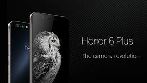 Honor 6 Plus: High-End-Bolide mit Dual-Kamera
