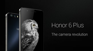 Honor 6 Plus: High-End-Bolide mit Dual-Kamera