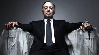 House of Cards im Stream & TV - bei Sky, Netflix, Amazon & Co. online schauen