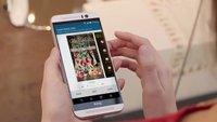 HTC One M9: Mehrere Promo-Videos geleakt; Blick auf Kamera und Themes [Update]