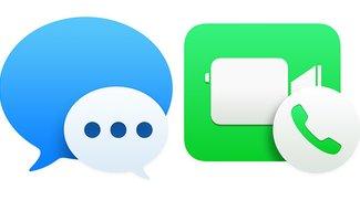 Apple aktiviert zweistufige Bestätigung für iMessage und FaceTime