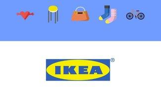IKEA Emoticons: Möbelhaus bringt eigene Emoji-Sammlung