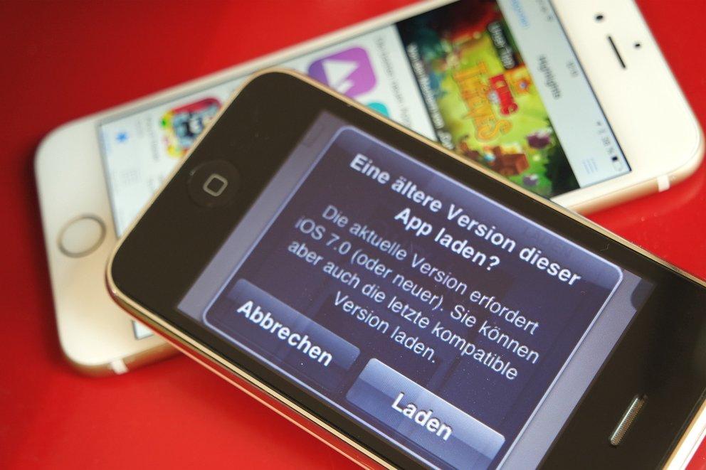Alte App-Version auf iPhone und iPad installieren, so geht's