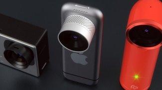 GoPro von Apple: Konzept der iPro-Actionkamera vorgestellt