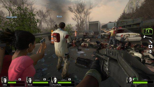 Left 4 Dead 3: Fortsetzung des Zombie-Abenteuers von Valve - Gerüchte und News