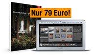 Aperture-Alternative Photoshop Lightroom für nur 79 Euro im Hardware-Bundle bei Amazon