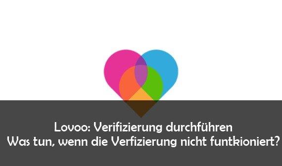 Verifizieren lovoo fake profil Lovoo Profil