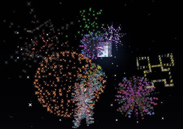 Minecraft: Feuerwerk bauen mit Feuerwerkssternen und -raketen