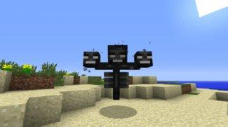 Minecraft: Wither bauen, beschwören und besiegen - So gehts