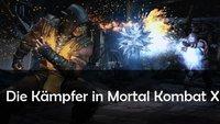Mortal Kombat X: Roster und Charaktere im Überblick - Jason Vorhees, Predator, Liu Kang, Sub-Zero und mehr
