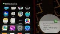 Moto 360 erfolgreich mit iPhone 6 ohne Jailbreak gekoppelt