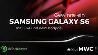 MWC 2015: Gewinne ein Samsung Galaxy S6 mit GIGA und deinHandy