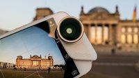 iPhone-Testfotos: Tele, Makro, Weitwinkel und Fisheye mit Olloclip