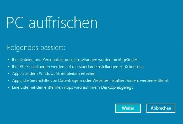 Bei Sicherheits- und Reparaturtools kann Windows 8 punkten.