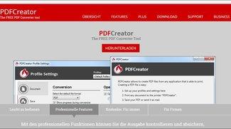 PDF verschlüsseln mit dem kostenlosen PDFCreator
