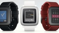 Pebble Time: Nachfolger des Smartwatch-Pioniers mit farbigem E-Paper-Display vorgestellt