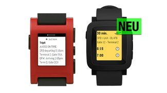 Pebble 2: Erstes Bild der Apple-Watch-Alternative gesichtet